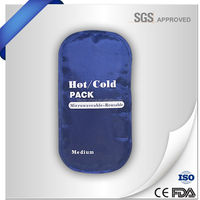 Nylon hot cold pack for promotional use