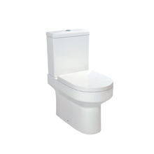 Two piece washdown ceramic wc commode toilet