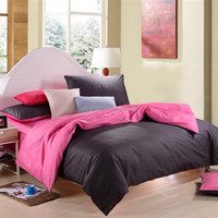 OEKO TEX Certificated Revisible Duvet Cover