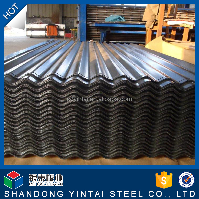 Durable zinc metal gi roofing sheet price philippines