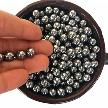 5.0mm-25mm soft carbon steel ball with hole