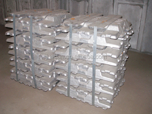 hydrometallurgy process of making alloy zinc ingot 99.995 exporter