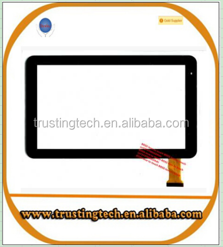 "Original New Touch screen Digitizer 10.1"" Tablet Outer Touch panel Glass Sensor replacement RP-379A-10.1-FPC-A2"