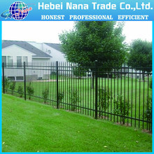 TOP selling stainless steel fence post prefab fence panels steel