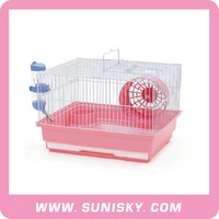 Hot sale new pet cage wire mesh hamster cage small animal cage