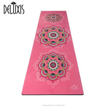Brand new fitness eco custom print photo yoga mat manufacturer