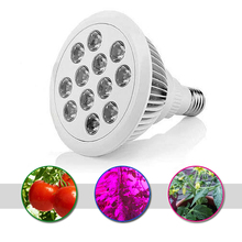 Dropship Cheap Custom dual Spectrum 12w 15w 18w 60w Led Grow Light bulb