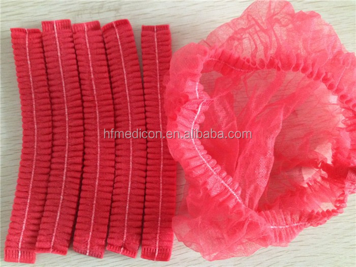 High quality Cheap Price Disposable Surgical Non-woven Clip Cap