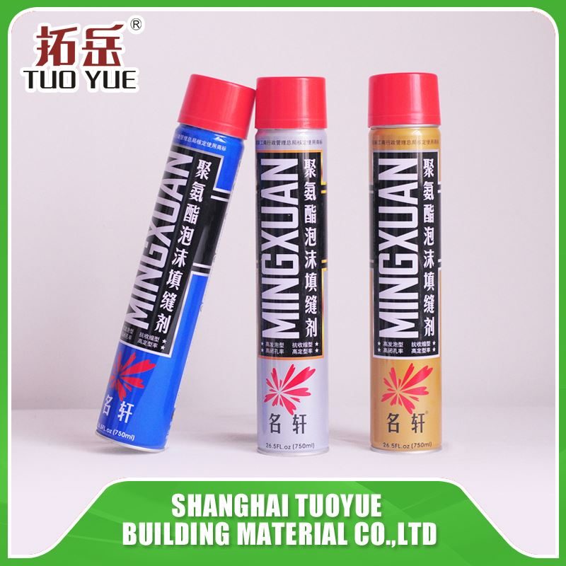 Different Types Expanding Urethane Liquid Polyurethane Foam Sealants