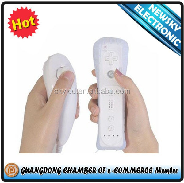 Best price new classic wireless remote controller For Wii console gamepad