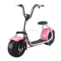Sunport citycoco SP-004 1000w City Mobility Citycoco 500 W 48V Adult Electric Scooter 2 Wheels Electric Motorcycle