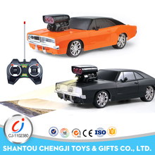 Shantou 4WD projection hsp rc car parts with light
