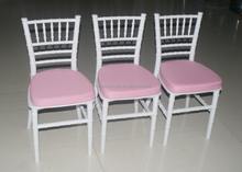 Monobloc one piece resin chiavari chair for kids MX-0721