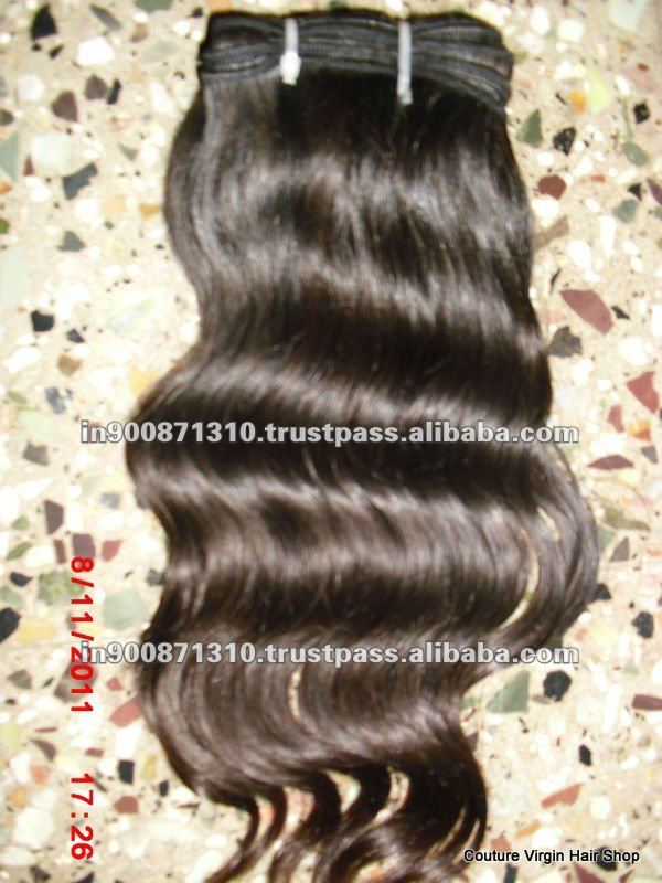 New arrival AAAAA grade 100% Indian hair,full cuticle Remy hair weft grade A