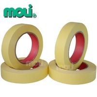 150mic wholesale cheap decorative crepe paper masking tape