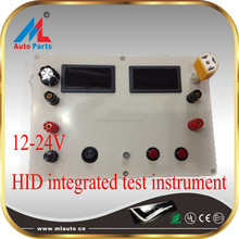 12V-24V hid multifunction testboard flicker for hid ballast and bulb bright light test
