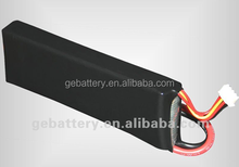 RC car/ airplane/ helicopter/ boat 30C GEB853496 11.1V 2700mAh Lipo battery pack