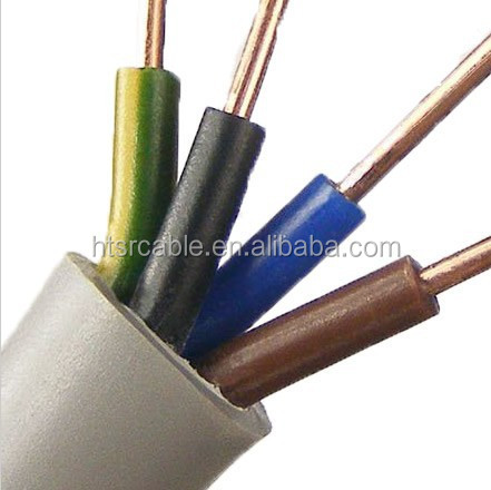 PVC insulated Copper nym cable 4x16mm2 cable