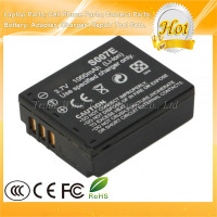 3.7V 1000mAh DMC-TZ5 CGA-S007 DMW-BCD10 S007E Digital Camera Battery for Panasonic Lumix Battery