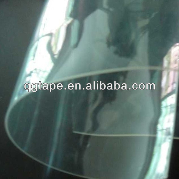 Shanghai TPU transparent Film ether based used for Infaltable ball