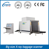Hot product high penetration x-ray baggage inspection system