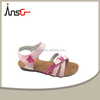 2014 china wholesale kids shoes new design girl sandals