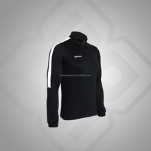 French Terry Half-zip latest design men winter tracksuit