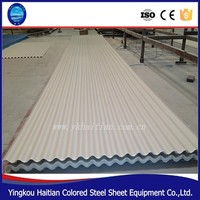 Factory outlet color interlocking roofing tiles, colorful coated roofing materials