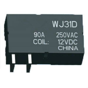 90A 250VAC single/dual coil Latching Relay