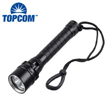 3* L2 High Performance LED Underwater Flashlight 3000Lumens Scuba Diving Equipment