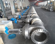 Gate Valves Oil And Gas Pipeline