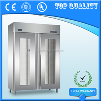 Commercial Restaurant Food Warmer Trolley Cabinet