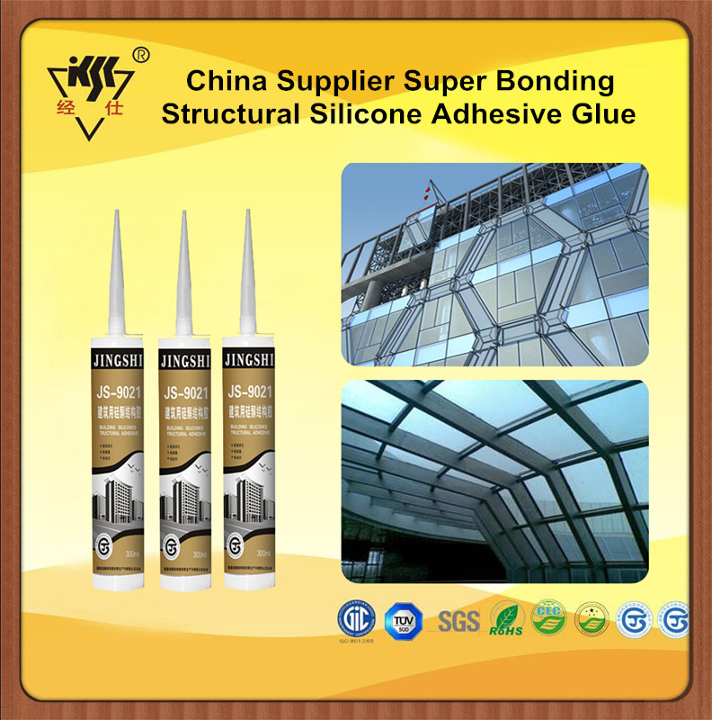 2016 China Supplier Super Bonding Structural Silicone Adhesive Glue