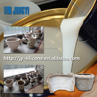 RTV-2 Silicones Rubber for Plaster Decoration Molding