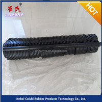swimming pool rubber water pipe collector