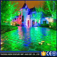Decoration falling star outdoor led christmas lights