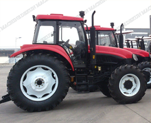 Promotional Price Agricultural Farm Widely Used 110HP 4x4 Wheel Tractor For Sale