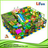 2015 Dreamland kids modular indoor playground for sale kids outdoor playground