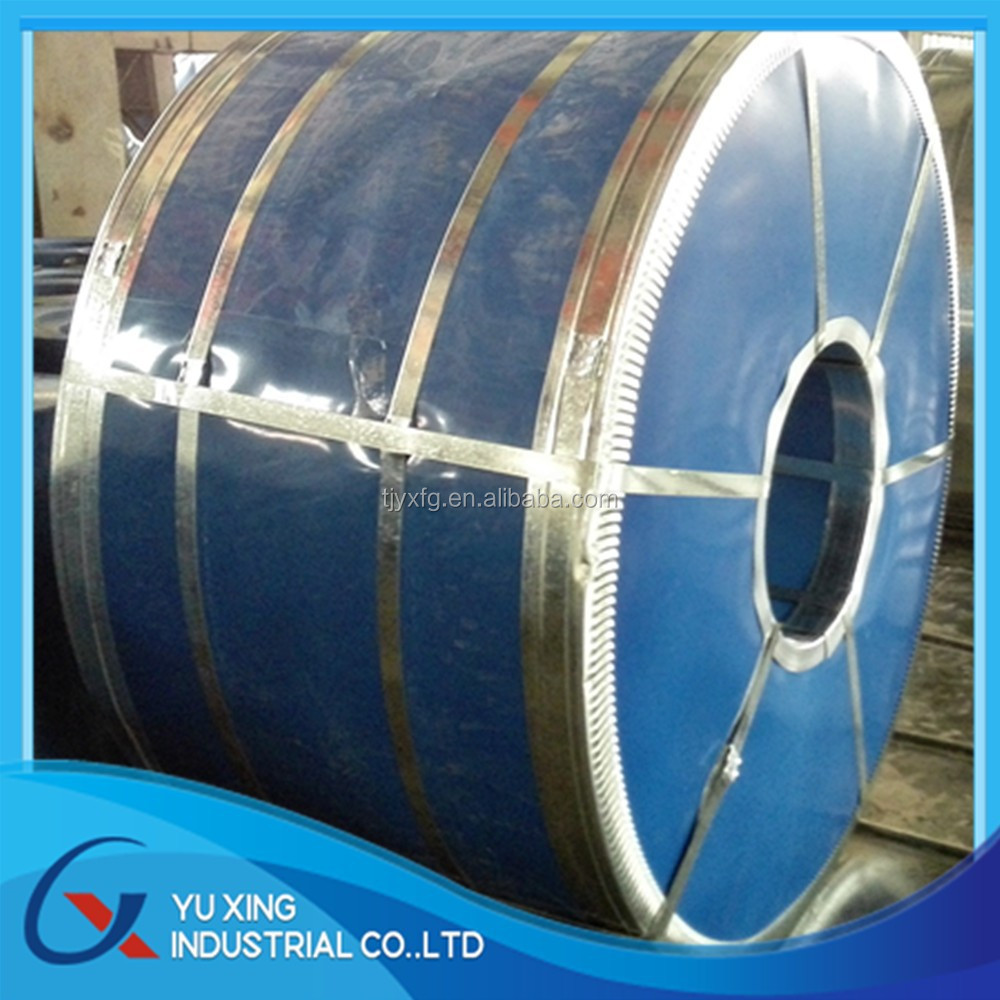 dx51d z100 galvanized steel coil/strip /prepainted galvalume steel coils