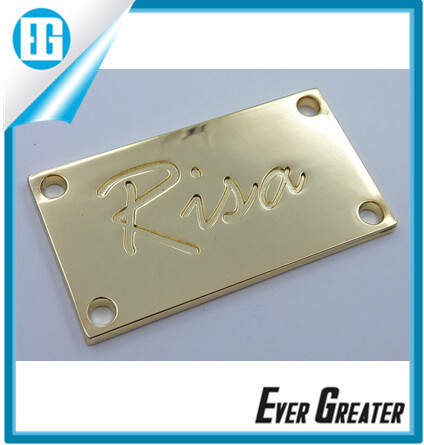 metal logo plate/tag promotion,custom high quality car brands car names and logos