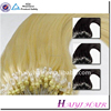 Wholesale Price Human Hair Extensions micro ring loop and lock hair extensions