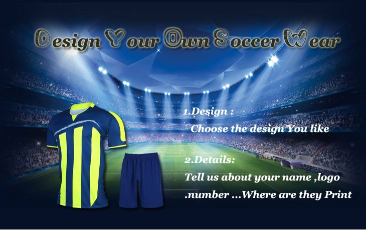 Custom Sport football jerseys,fashional high quality soccer uniforms,soccer jersey manufacturer