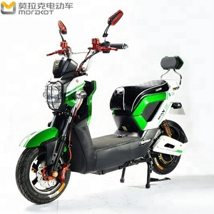 BP9 Hot Sale in Canada Big Power 60V Battery 800W/1000W Electric Motorcycle/ Scooter