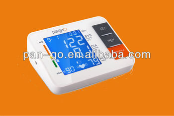 Medical products:arm type Automatic blood pressure monitor
