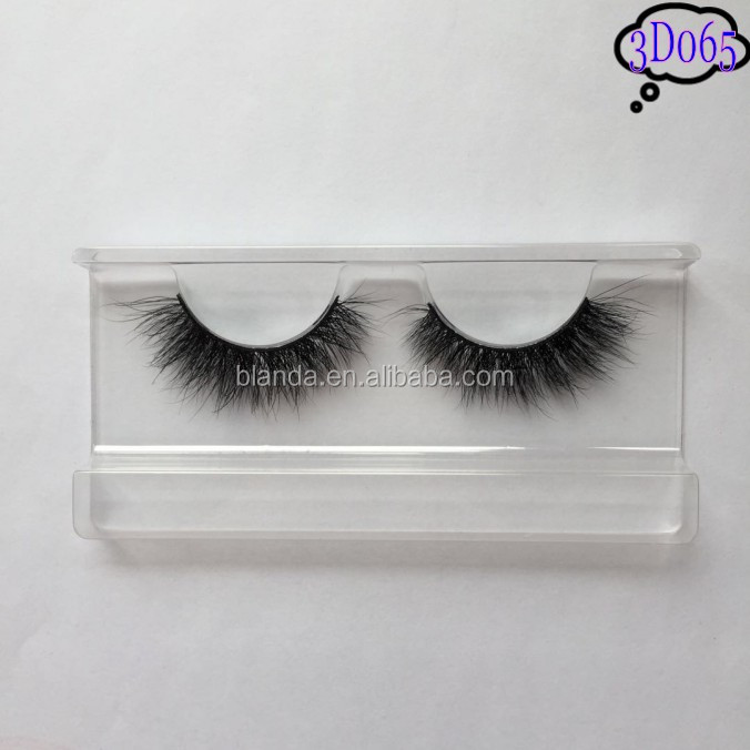 Super Thick Long and Criss-crossed Natural Looking and comfortable weightless lash lashes 3D Mink Eyelashes False Eyelashes