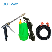 Best Selling Product Cold Water Car Wash with Spray Gun and Foam Brush for Home Use