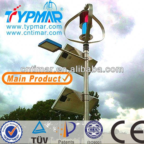 variable pitch wind turbine generator