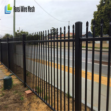New Products High Security Spear Top POWDER Perimeter Fence