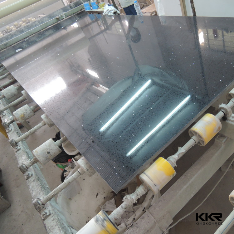 quartz stone buyers / stone hard epoxy flooring / quartz slab