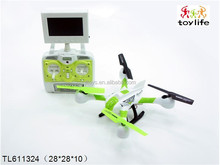 2.4G four-axis rc X30 quadcopter kit with real-time transfer function for CE EN71 ASTM 6PH ROHS